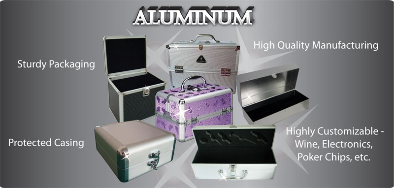 Aluminum Featured #2